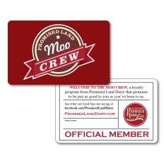 Loyalty Program - Membership Card