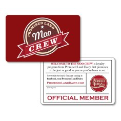Loyalty Program - Membership Card